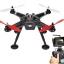 XK Detect X380-C [FPV 5.8G GPS Drone 2.4GHz Full HD Camera, โดรนระดับมืออาชีพ, บินได้ไกล 1.5+ กิโลเมตร, ลงจอดจุดเดิมเองได้แม่นยำ, สั่งบินวนรอบวัตถุเป็นวงกลมได้ตามต้องการ] thumbnail 12