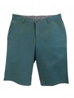 กางเกงขาสั้นชาย สีเขียว