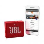 ลำโพงพกพา JBL GO Bluetooth Speaker (ฺRED)
