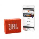 ลำโพงพกพา JBL GO Bluetooth Speaker (ฺOrange)