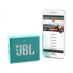 ลำโพงพกพา JBL GO Bluetooth Speaker (ฺTEAL)
