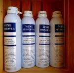 ก๊าซถนอมไวน์ Wine Preserver
