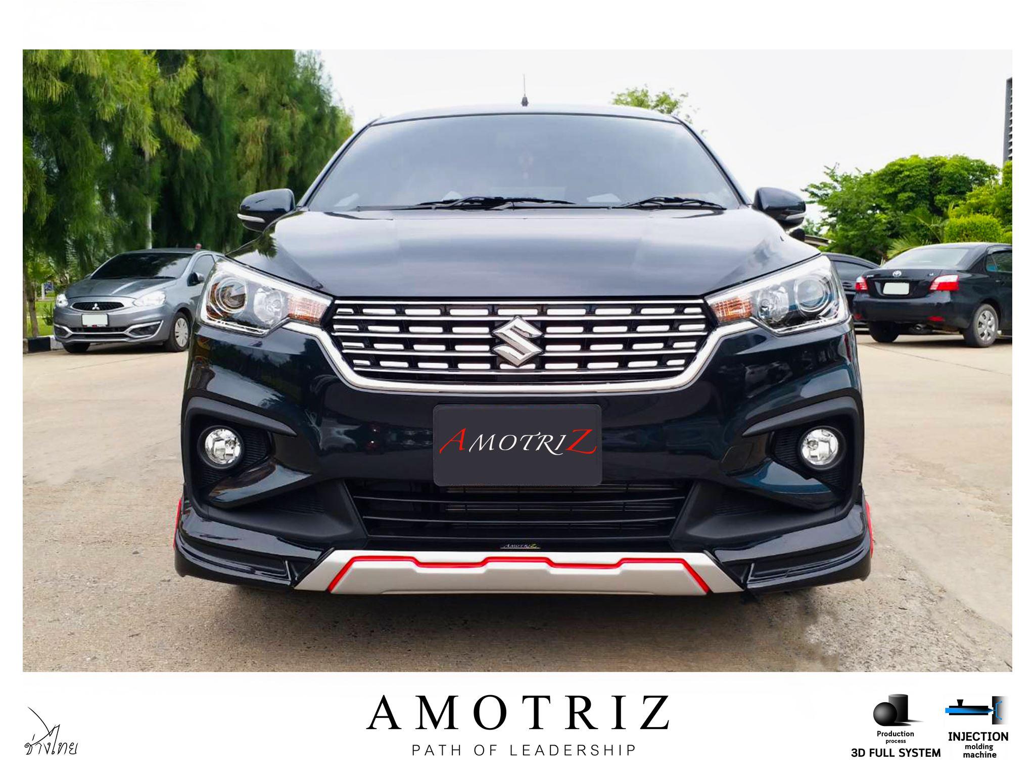 Suzuki Ertiga V 1 2019 bodykits by Amotriz