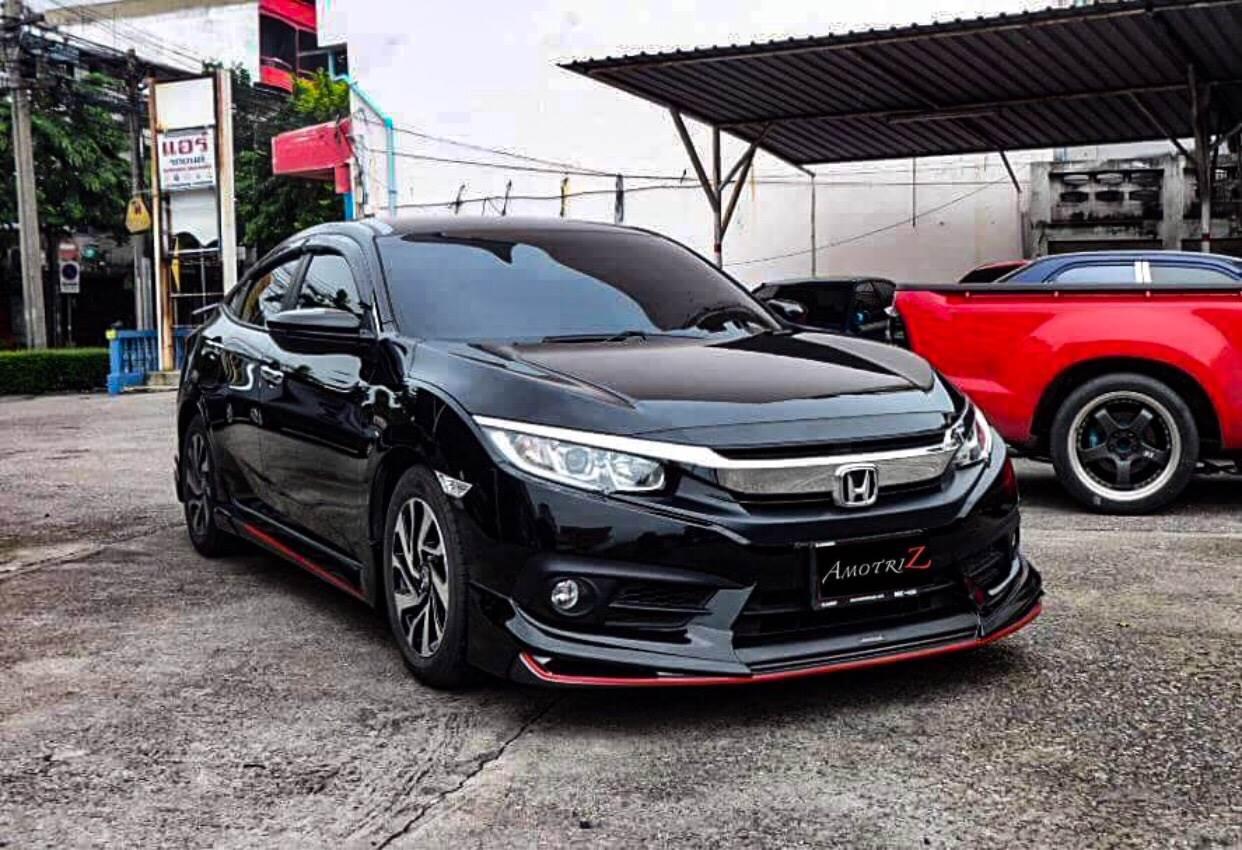 2019 ชุด แต่ง civic ชุดแต่งรอบคัน Honda
