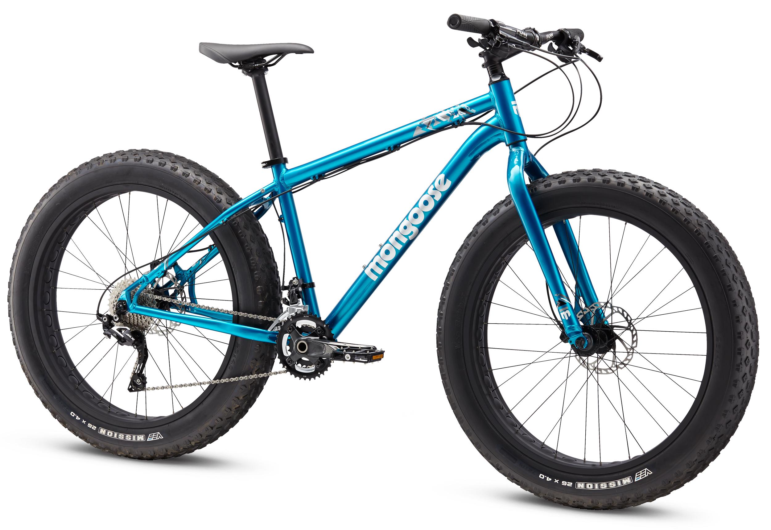 จักรยานล้อโต Fatbike Mongoose Argus