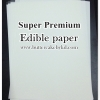A3 Super Premium Icing sheets (แพ็ค 10 แผ่น)