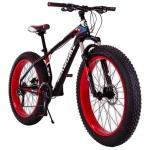 จักรยานล้อโต EUROBIKE รุ่น X6 สีแดง