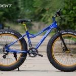 จักรยานล้อโต Cannello รุ่น The Next สีน้ำเงิน