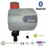 เครื่องตั้งเวลาเปิดปิดน้ำอัตโนมัติ รุ่นฺ Bluetooth โซลินอยวาล์ว WTR-303