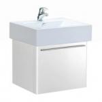 ตู้เก็บของใต้อ่างล้างหน้าแบบแขวนผนัง COTTO รุ่น V0036 สีขาว