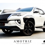 ชุดแต่งฟอจูนเนอร์ 2016 AmotriZ Body Kits G4 ท่อคู่