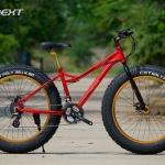จักรยานล้อโต Cannello รุ่น The Next สีแดง