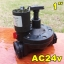 "Solenoid valve AC24v ระบบน้ำ 1""นิ้ว thumbnail 1"