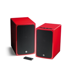ลำโพง Q Acoustics BT3 (Gloss Red)