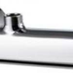 ก๊อกผสมยืนอาบน้ำ COTTO CT2063 รุ่น MEDIO (เกลียวบน)