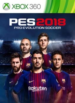 PES 2018 [RGH]